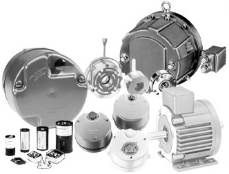 Stearns Electric Motor Brakes